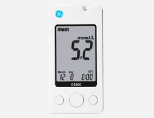 GE200 Blood Glucose Monitor