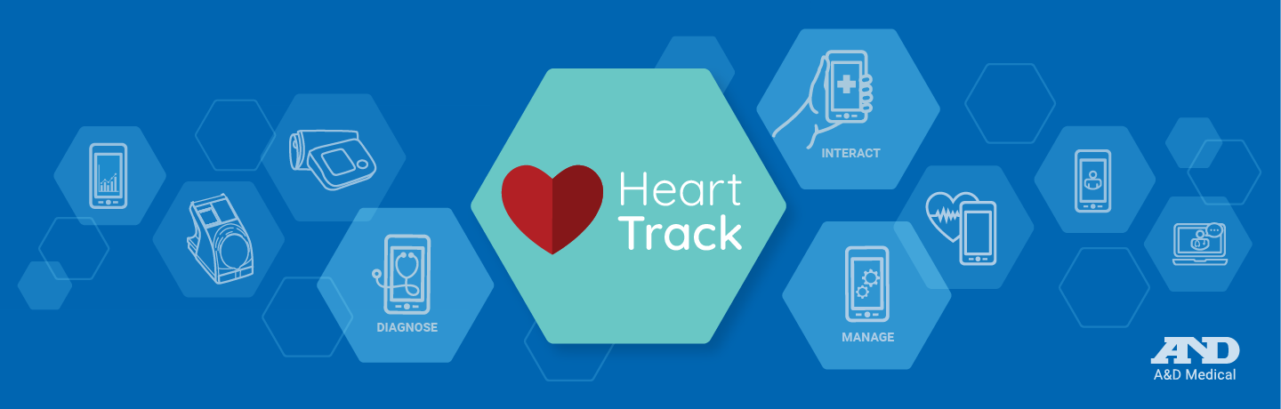 A&D Medical Heart Track