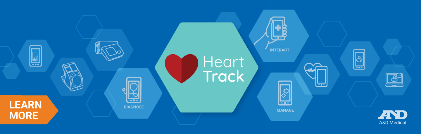 A&D Heart Track
